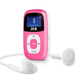 Reproductor mp3 Spc 8668P rosa Reproductores MP3/4/5 - SPC8668P