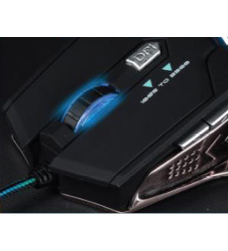 Raton gaming Bluestork bgm-kult3 iluminado BS-GM-KULT3 - 27320494_5940