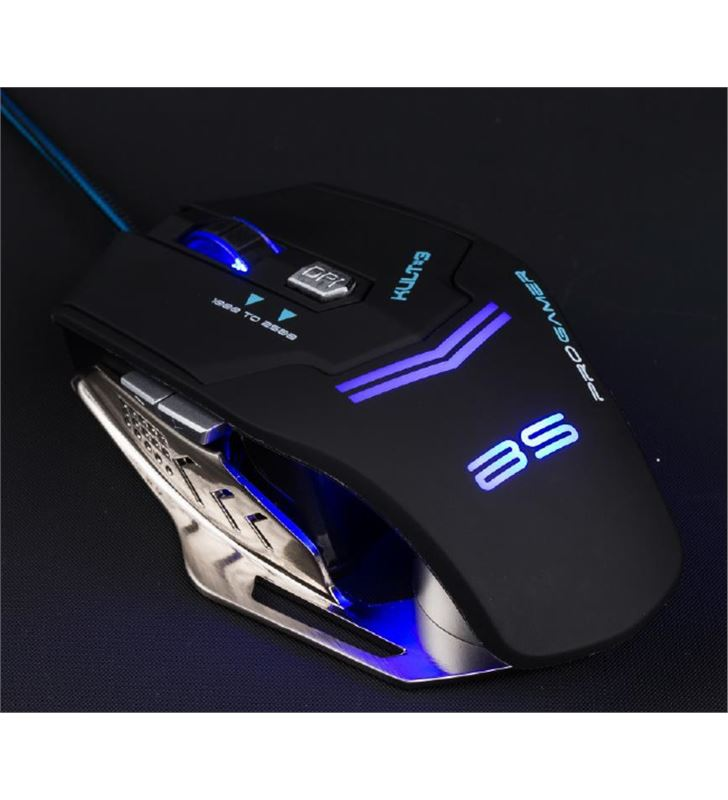 Raton gaming Bluestork bgm-kult3 iluminado BS-GM-KULT3 - 27320494_8072