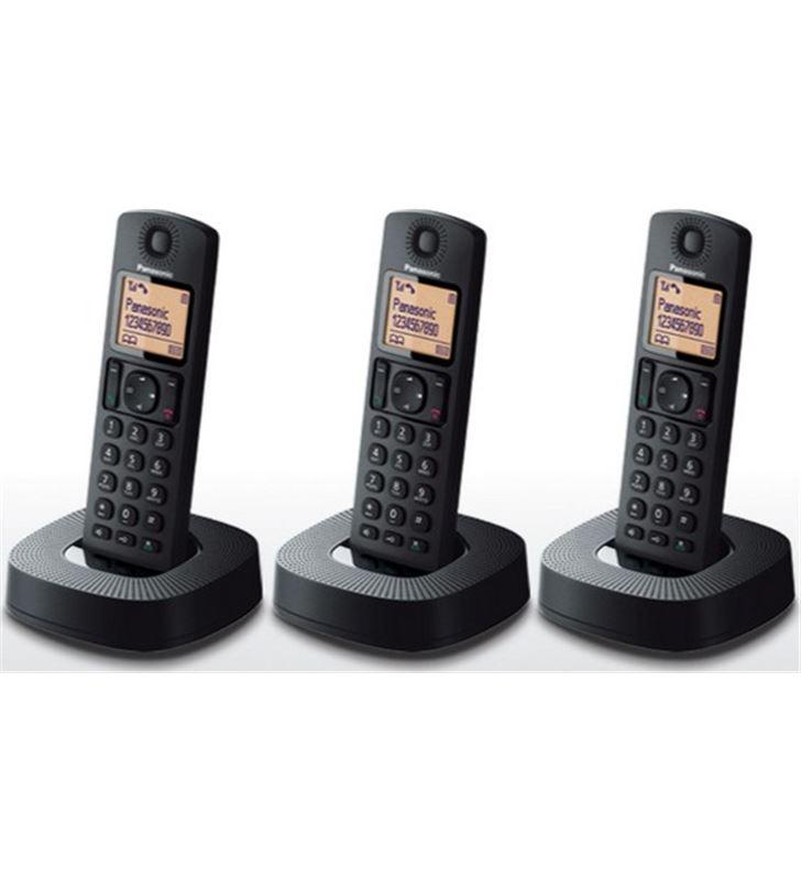 Telefono inal Panasonic kx-tgc313spb trio negro KXTGC313SPB - 24911144_4099