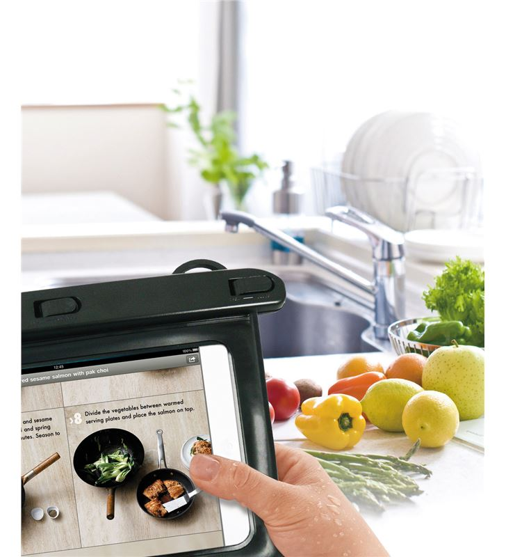 Ksix BXFUT12W01 funda universal waterproof para tablet 12'' - 23147748_1062