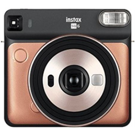 Camara fotos instantanea Fujifilm instax square sq6 blush gold 16581408