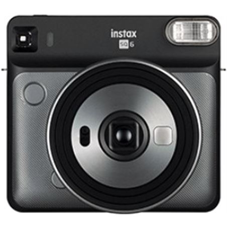 Camara fotos instantanea Fujifilm instax square sq6 graphite gray 16581410