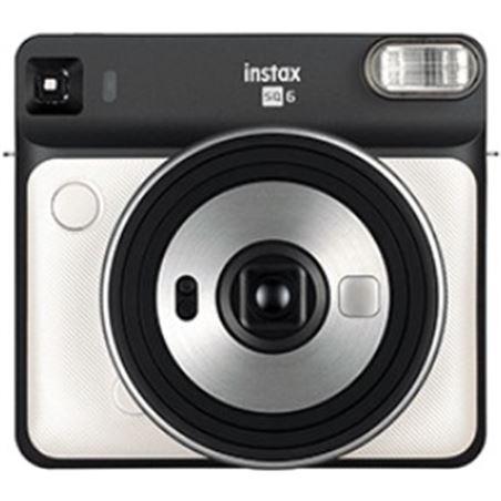 Camara fotos instantanea Fujifilm instax square sq6 pearl white 16581393