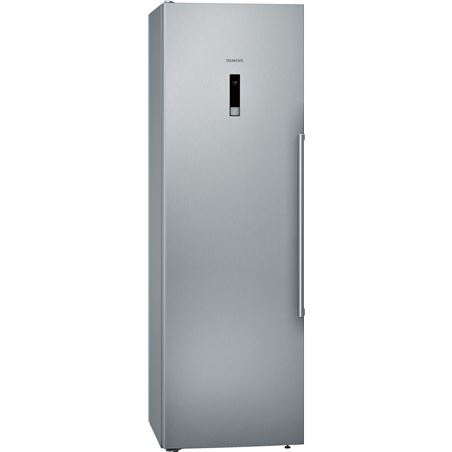 Frigorif. 1_puerta Siemens KS36VBI3P 186cm inox a+