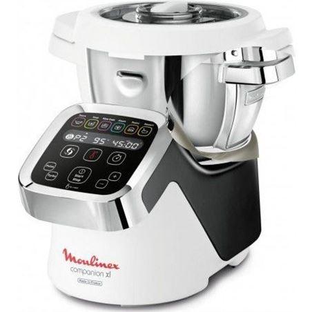 Robot cocina Moulinex cuisine companion xl negra MOUHF805813