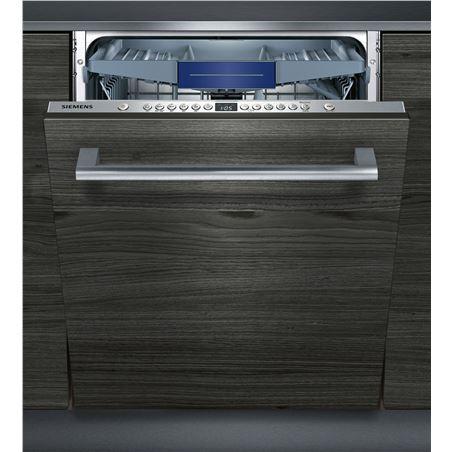 Lavavajillas integrable Siemens SN636X18ME inox 60