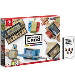 Switch Nintendo labo kit variado (toy-con 01) NIN2522066 - NIN2522066