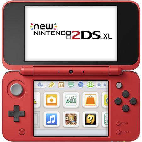 Nintendo consola new 2ds xl edciión pókeball nin2209666