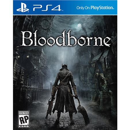 Sony juego ps4 bloodborne sps9800415