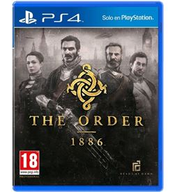 Sony juego ps4 the order: 1886 sps9284697 - SPS9284697