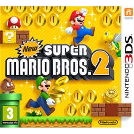 Nintendo juego 3ds new super mario bros 2 nin2223281