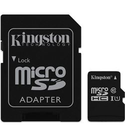 Tarjeta micro sd 16gb Kingston SDCS16GB - SDCS16GB