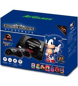 Consola Sega mega drive flashback hd ( 85 juegos ) 7003837 - 7003837