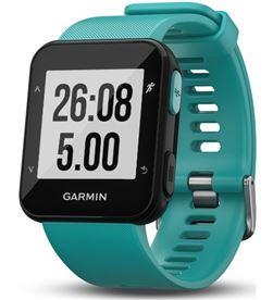 Reloj deportivo Garmin forerunner 30 turquesa 753759190125 - 753759190125