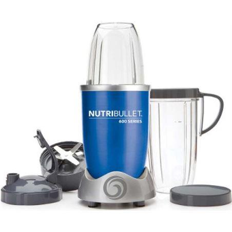 Todoelectro.es extractor nutrientes nutribullet nbr0928b 600w azl nbr0928bblau