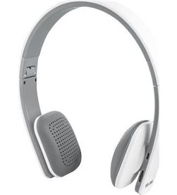 Elbe ABT005BL auricular bluetooth blanco plegable Auriculares - 8435141905358