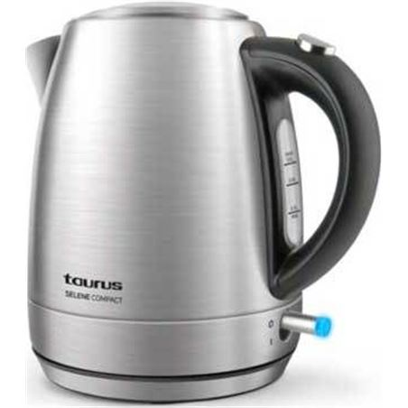 Hervidor Taurus selene compact 1l 2200w TAU958519