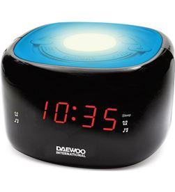 Radio reloj despertador Daewoo dcr-440 azul DAEDBF233 - 8413240601975