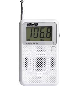 Radio digital Daewoo drp-115 DAEDBF218 Radio y Radio/CD - 8413240600145