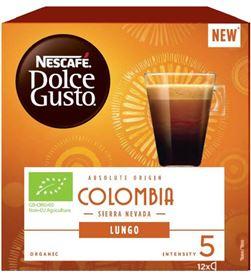 Todoelectro.es bebida dolce gusto café orgánico y origen colombia nes12355948 - 7613036318112