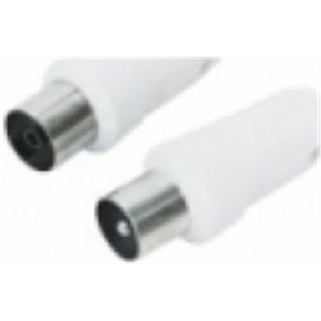 Cable antena Sinox blanco 1,5m SINOCTV9002