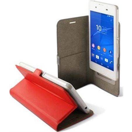 Ksix funda folio universal slide para smartphones has conbxfu13t50rj