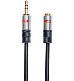 Todoelectro.es 30701060 conexion jack 3,5 m - 3,5 h 1,5m dcu - 8436556981906