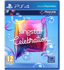 Play juego ps 4 singstar cellebration sps9927969 - 0711719927969