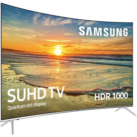Lcd led 65 Samsung UE65KS7500 curved suhd hdr smar