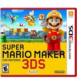 Nintendo juego 3ds selects super mario maker nin2239981 - 45496477387