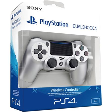 Play dual shock ps4 cont white v2 sps9894452