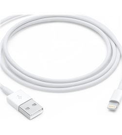 Apple cable lightning a usb 1 metro iphomque2zm_a Cargadores - IPHOMQUE2ZM_A