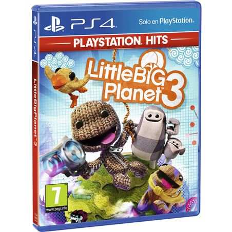 Play juego ps4 little big planet 3 sps9414070