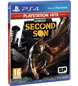 Play juego ps4 infamous second son hits sps9702511 - 0711719702511