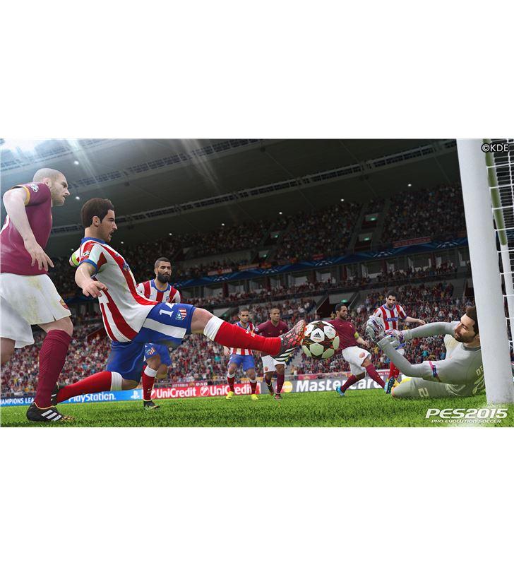 Sony 100660 juego ps4 pro evolution soccer 2015 Juegos - 60149635_0170599359