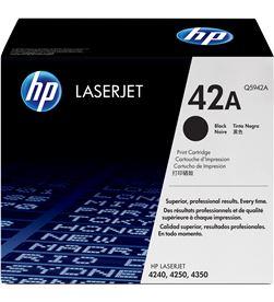 Toner Hp 42x (Q5942X) Accesorios informática - Q5942X
