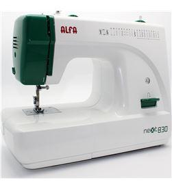 Alfa maquina coser next830 doméstica. brazo libr - NEXT830