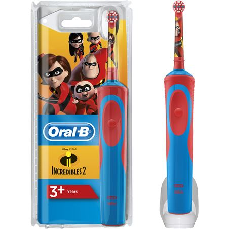 Cepillo dental Braun oral-b d12 increibles 2 D12INCREIBLES2