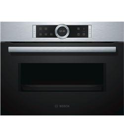 Bosch CFA634GS1 microondas, abatible, tft, gourmet 7 recetas, inno - CFA634GS1