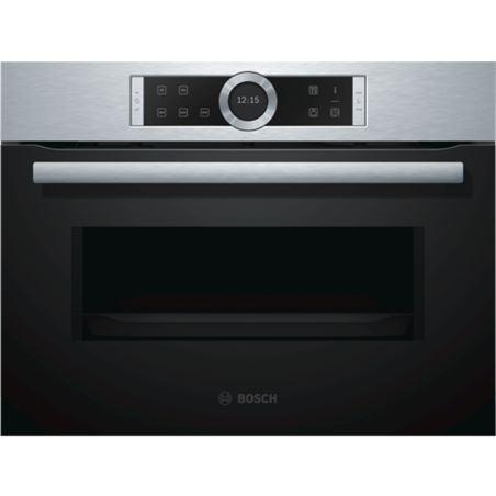 Bosch microondas, abatible, tft, gourmet 7 recetas, inno cfa634gs1