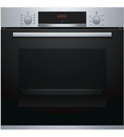 Horno indep 60cm Bosch HBA512BR0 negro/inox 71l a Microondas - 4242005056477