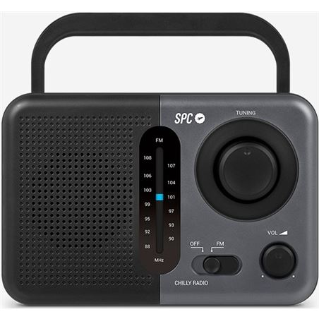 Spc radio chilly (4574b)