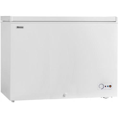 Arcón congelador Meireles MFA420W