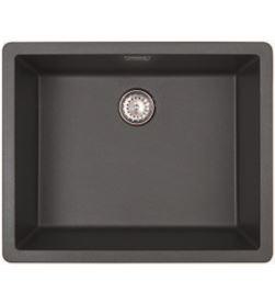 Fregadero sintetico Teka radea500400 negro metal 40143831 - 8421152149201
