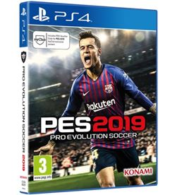 Todoelectro.es juego ps4 pro evolution soccer 2019 ps4sp19 - KONPS4SP19