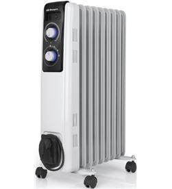 Radiador aceite Orbegozo RF2000 9 elementos 2000w Estufas Radiadores - 8436044537011