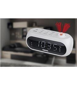 Daewo DBF236 radio reloj despertador o dcp-490 proyección blanco - 8413240602002.