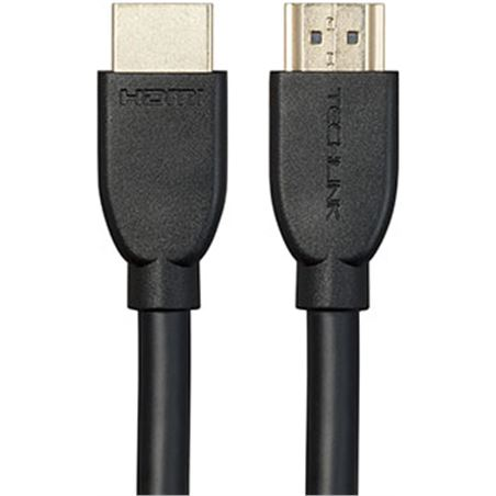 Techlink cable hdmi (m) - hdmi (m) 3d 4k 3 mts tech103203