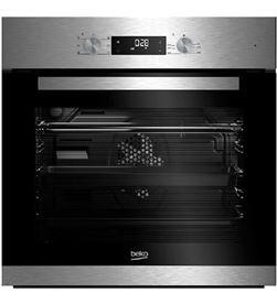Horno independiente Beko BIE22300X,, multifuncion Microondas sin grill - BIE22300 X